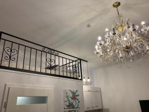 The charming studio apartment in the heart of the Jewish District