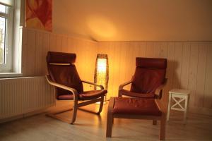 Storchenhof, Ferienwohnungen  Eutin - big - 41