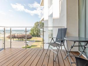 Apartament z widokiem na morze Ultra MARINE