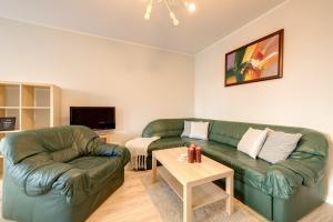 Elite Apartments Zaspa SKM Location