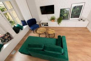 Loft Paprotka Premium Apartment close to MTP Expo FVAT