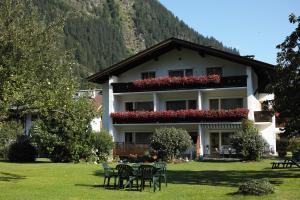 Gästehaus Ahornblick, B&B (nocľahy s raňajkami)  Mayrhofen - big - 17