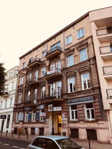 #VisitLublin Apartments City Center Narutowicza