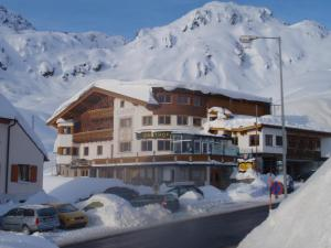 Accommodation in St Christoph am Arlberg