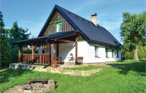Accommodation in Horní Branná