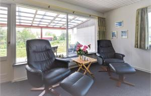 TwoBedroom Holiday Home in Tarm