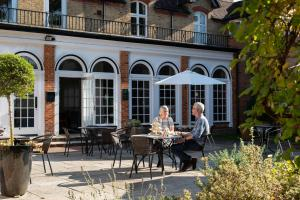 Badgemore Park, Bed and breakfasts  Henley on Thames - big - 57