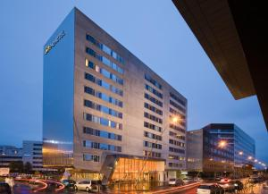 Novotel Suites Lille Europe, Hotely  Lille - big - 9