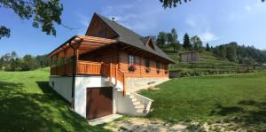 Luxury Chalet Katarinka Belianske Tatry