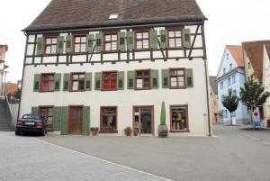 Klosterherberge - Heudorf
