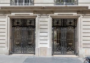La Chambre Parisienne - B&B, Bed and Breakfasts  Paříž - big - 13