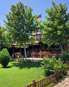 Etno Selo Timcevski Complex