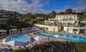 Location gîte, chambres d'hotes Althoff Hotel Villa Belrose dans le département Var 83