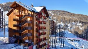 Vacancéole - Résidence Vega - Hotel - Risoul