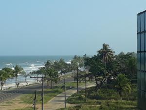 Cobertura Padrão Beira-Mar tres quartos na Praia dos Milionários Ilhéus
