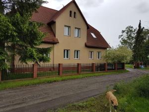 pokoje Łagodzińska