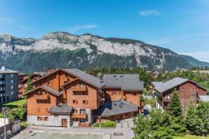 Résidence Pierre & Vacances Premium Les Fermes Du Soleil - Hotel - Les Carroz