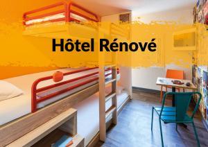 hotelF1 Roissy CDG Pn2