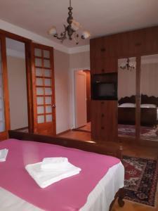 Guest House Mzia, Vendégházak  Borzsomi - big - 29