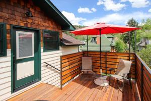 Casita Mora, Prázdninové domy  Durango - big - 2