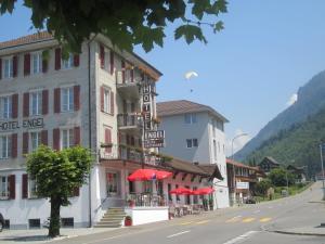 Hotel Engel, Inns  Emmetten - big - 18