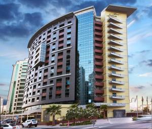 Grand Bellevue Hotel Apartment Dubai - Dubai