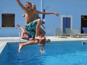 Alex Apartments, Aparthotels  Hersonissos - big - 42