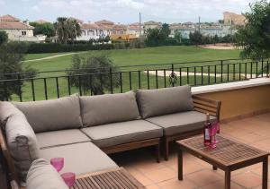 Mar Menor Golf Villa Frontline Detached Heated Pool