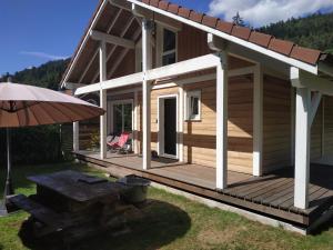 Location gîte, chambres d'hotes Chalet des Pierres Opalines dans le département Vosges 88