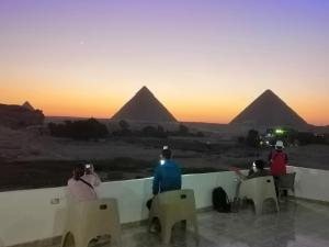 Al Fayed G.H Pyramids View