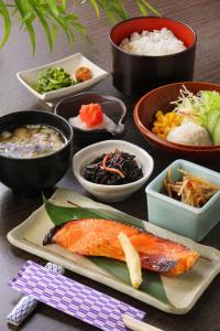 Hotel Nihonbashi Saibo, Отели  Токио - big - 28