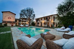 Residence Prunali, Apartmánové hotely  Massarosa - big - 2