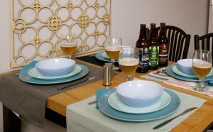 Tamara Apartment welcome beer