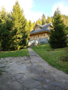 Domek w Rycerce