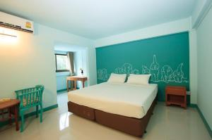 Juldis Khao Yai J2 Hotel, Hotel  Mu Si - big - 26