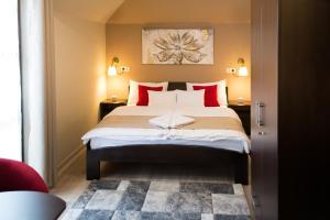 3 hvězdičkový hotel MeDoRa Park - Hotel MeDoRa*** Gárdony Maďarsko