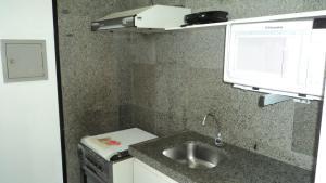 Flat Via Venetto Meirelles, Apartmány  Fortaleza - big - 39