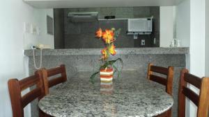 Flat Via Venetto Meirelles, Apartmány  Fortaleza - big - 41