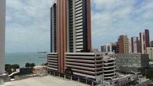Flat Via Venetto Meirelles, Apartmány  Fortaleza - big - 45