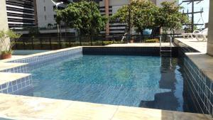 Flat Via Venetto Meirelles, Apartmány  Fortaleza - big - 49