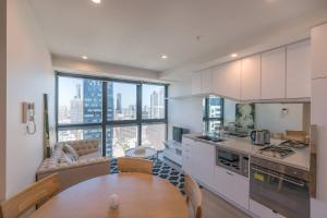 Central Melbourne Modern 1 Bedroom@La Trobe Tower