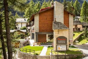 Albergo Ristorante Cuccini - Hotel - San Domenico