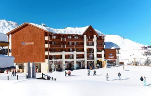 Skissim Select - Résidence Le Cervin by Travelski - Hotel - Plagne Villages