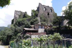 Gîte du Château de Retourtour - Hotel - Lamastre