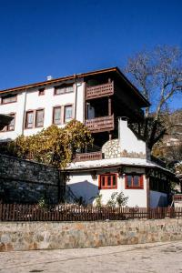 Mountain Villa with Balkan Spirit