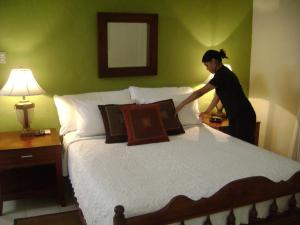 Double Room Hotel San Mateo