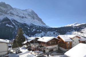 Hotel Caprice - Grindelwald, Отели  Гриндельвальд - big - 74