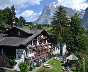 Hotel Caprice - Grindelwald, Отели  Гриндельвальд - big - 63