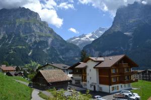 Hotel Caprice - Grindelwald, Отели  Гриндельвальд - big - 58