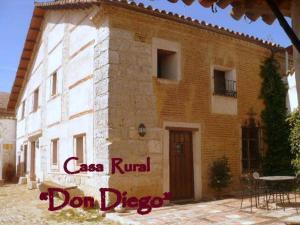 Casa Rural Don Diego - Vega de Valdetronco